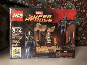 LEGO-2015-SDCC-Marvel-Avengers-Throne-of-Ultron-SAMPLE-New-Sealed-Ultra-Rare