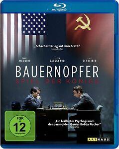 BAUERNOPFER, Spiel der Könige (Tobey Maguire) Blu-ray Disc NEU+OVP - Oberösterreich, Österreich - BAUERNOPFER, Spiel der Könige (Tobey Maguire) Blu-ray Disc NEU+OVP - Oberösterreich, Österreich