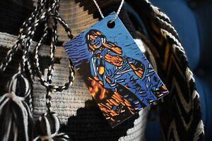 Auténtica Auténtica Auténtica colombiana mochilla colombiana colombiana wayuu mochilla Auténtica mochilla wayuu wayuu colombiana 4g58ZS