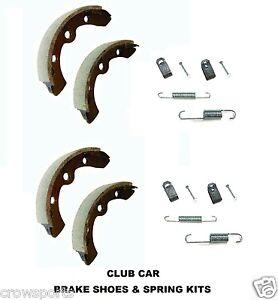 Club Car Golf Cart Brake Shoes