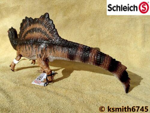 Nuevo Schleich Espinosaurio de plástico sólido Juguete Animal Dinosaurio Jurásico