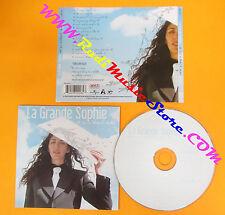 CD LA GRANDE SOPHIE Et Si C'Etait Moi 2004 France AZ 9820264 no lp mc dvd (CS61)