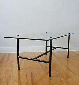 50 Table Sur 1950 VerreMetal Design Basse En Guariche Années Vintage Pierre 1960 Détails 8n0vOwmN