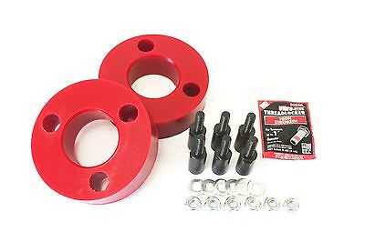 "FITS PATHFINDER 05 FRONT LIFT KIT 2"" URETHANE COIL STRUT SPACERS 2WD R USA"