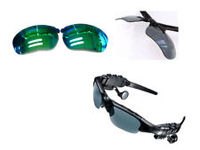 Replacement  Polarized  Lens Kit for MP3 Sunglasses Multicolors New