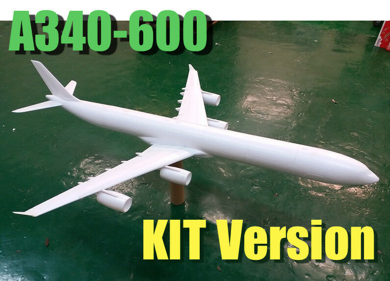 Supreme Hobbies A340 4 X 50mm Wingspan 1446mm EDF PNP Version