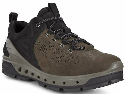 Ecco Biom venture TR Mens Lace Up Boots Brown | eBay