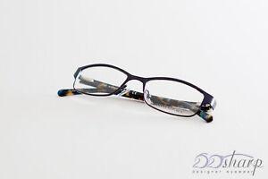 025841354cb Image is loading Banana-Republic-Eyeglasses-BR-Deidra-QZ7-Navy-blue-
