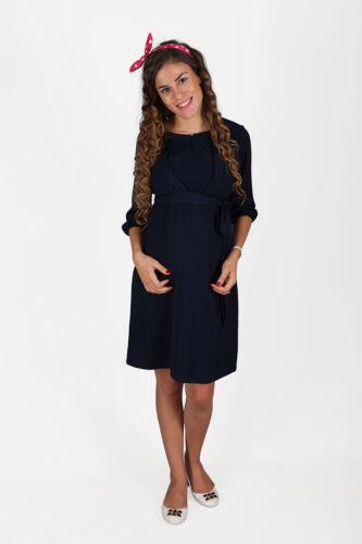 Umstandsmode Umstandskleid Schwangerschaftskleid mit Stillfunktion Woman NEU