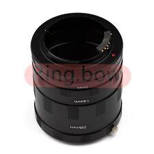 Af confirmar Tubo de Extensión Macro Para Nikon D3000 D90 D80 D70 D60