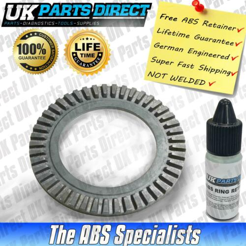 Audi 80 ABS Reluctor Ring 1986-1996 Rear *FREE RETAINER*