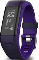 Garmin Vivosmart Hr+ And Gps Activity Tracker - Purple