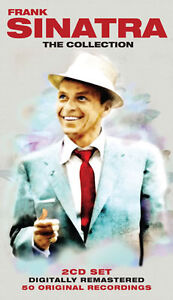 Frank-Sinatra-The-Songs-Collection-2-CD-50-Tracks-of-1950s-1960s-Original-Music