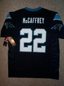 Details about (2020-2021) Panthers CHRISTIAN McCAFFREY nfl Jersey YOUTH KIDS BOYS (m-medium)