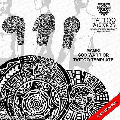 Maori Samoan Polynesian God Warrior Tattoo Stencil Template Ebay Download 2,339 polynesian tattoo stock illustrations, vectors & clipart for free or amazingly low rates! maori samoan polynesian god warrior tattoo stencil template ebay