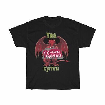 Cofiwch Dryweryn Remember Tryweryn Graffiti Style T-Shirt Wales Welsh Yes Cymru