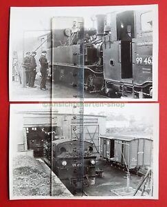 2-x-DDR-Eisenbahn-Foto-DR-Dampflok-BR-99-463-24212