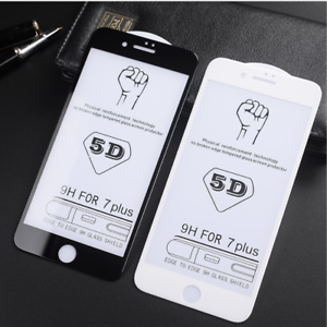 Full-Coverage-5D-Tempered-Glass-screen-protector-for-iPhone-7-8-Plus