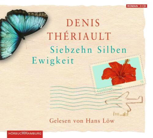 1 von 1 - Siebzehn Silben Ewigkeit von Denis Theriault,  3 CDs, ungekürzt, foliert