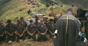 Details about Vietnam War U S  Army 1st Cav Attends Prayer Service On  Hillside 68 8 5x11 Photo
