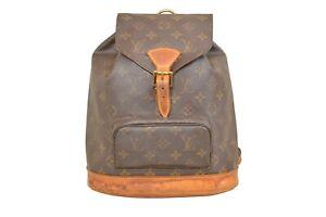 Louis-Vuitton-Monogram-Montsouris-MM-Backpack-Rucksack-M51136-YE03373