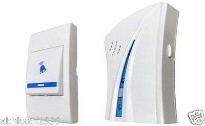 Baoji Cordless Calling Remote Door Bell