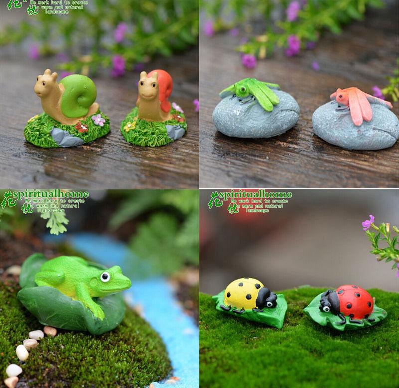 1pcs Miniature Dollhouse Fairy Garden Landscape Terrarium Figurine