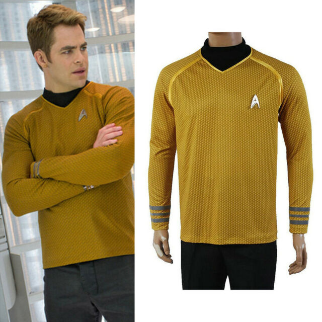 Star Trek Into Darkness Adult Large Captain Kirk Costume