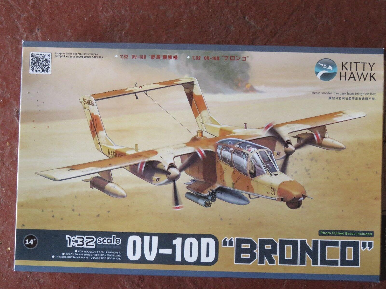 KittyHawk 1 32 scale OV-10D  Bronco