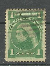 KANADA-Neufundland MiNr 44 o