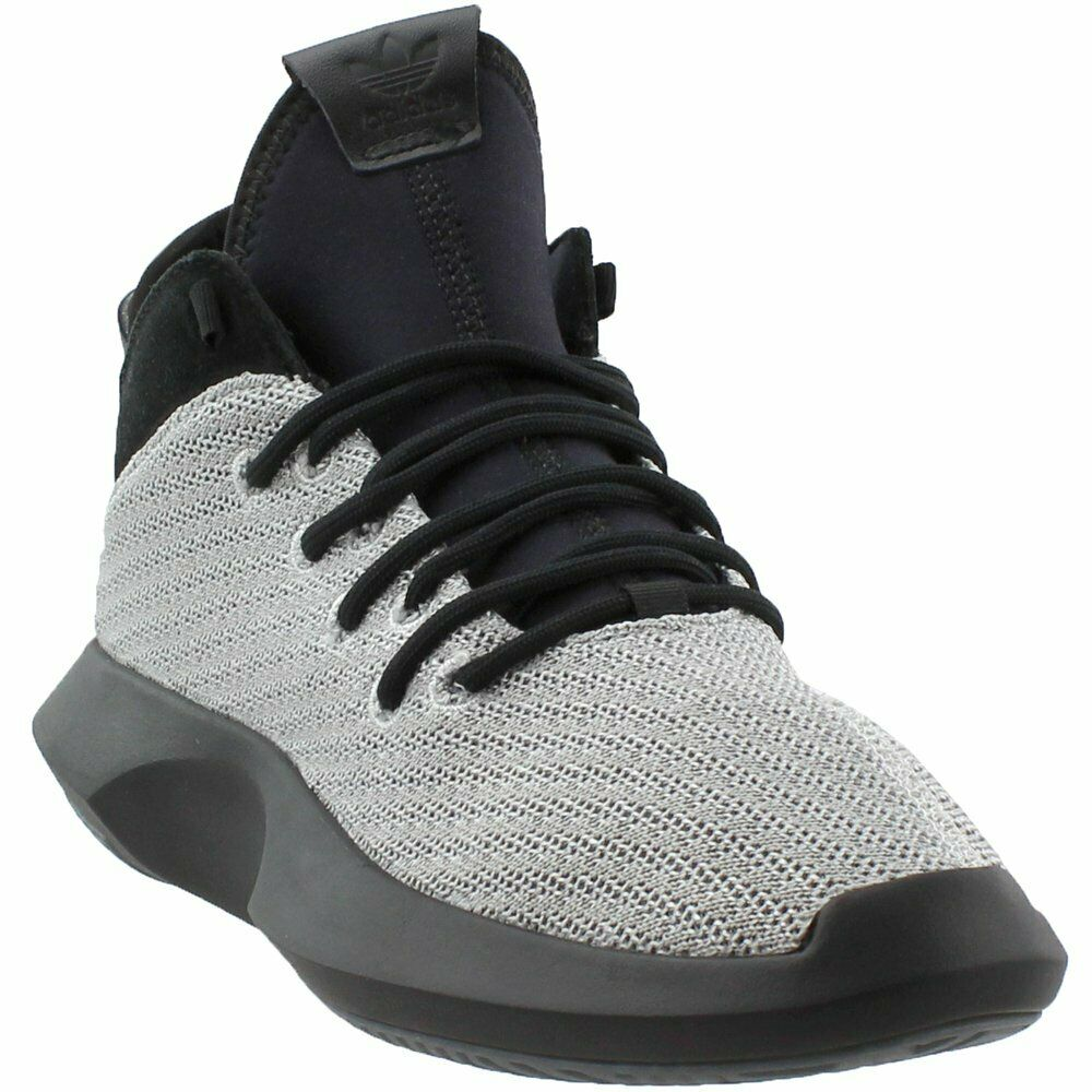 Adidas Crazy 1 Adv Primeknit Sneakers - Silver - Mens
