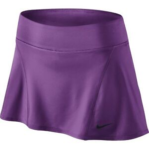 NIKE 405195 521 Jupe Tennis DRI FIT Power Knit Femme Taille XS *NEUF*