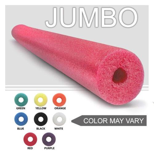 "Un Jumbo 55/"" X 3.5 fixe de Nouilles Piscine nouilles Random Color"