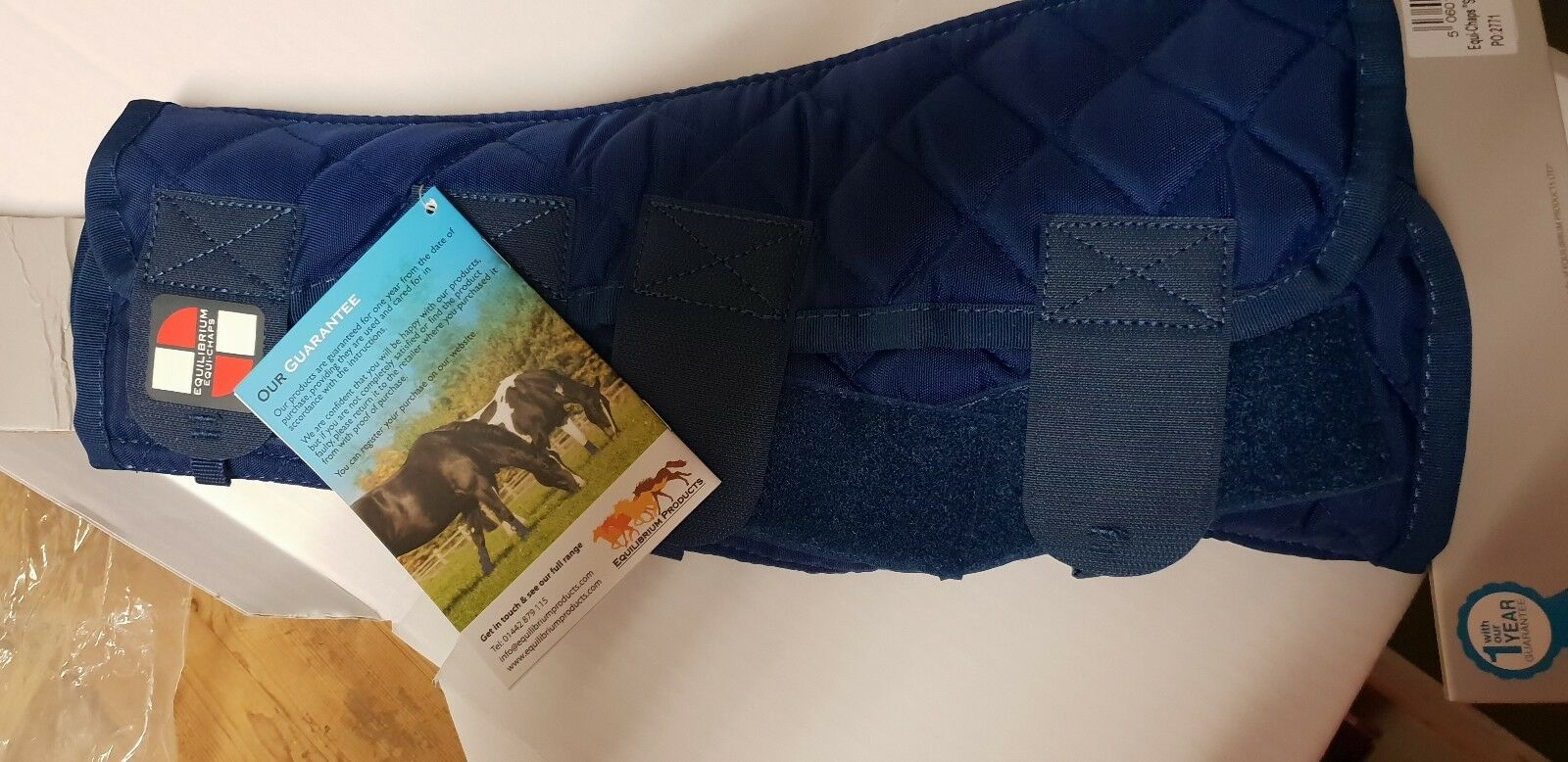 Equilibrium - Equi-Chaps Stable Chaps x Size Large reduced inprice