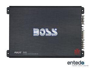 BOSS-AUDIO-R4004-4-Kanal-Verstaerker-Endstufe-Amplifier-Car-Auto-KFZ-LKW-PKW-NEU