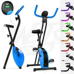 We-R-Sports-Exercise-Bike-X-Bike-Folding-Magnetic-Home-Cardio-Fitness-Machine