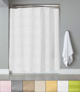 Image Is Loading Embossed Fabric Shower Curtain Liner 70 034 X72