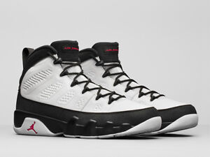 d355225dab558e Nike Air Jordan 9 Retro OG Space Jam White True Red Black 302370 ...