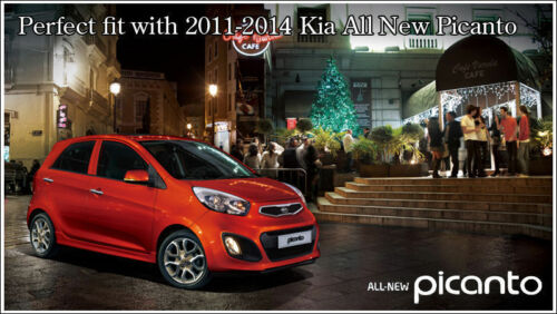 Mirror Cover Without LED type LH for 2011 2015 Kia Picanto