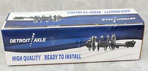 Details about Detroit Axle: Front Left Ready Strut Assembly - 532200 Single  Strut