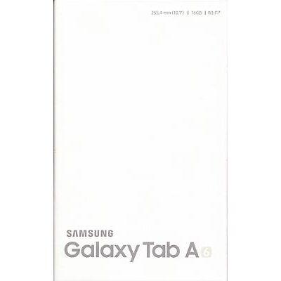 "SAMSUNG Galaxy Tab A (10,1"") 2016 T580 WIFI WLAN Weiß/White - Tablet - NEU & OVP"