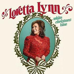 Loretta-Lynn-White-Christmas-Blue-New-amp-Sealed-CD