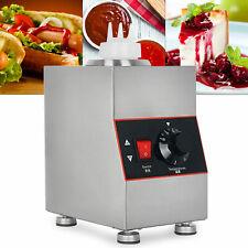 110 V Electric Nacho Cheese Sauce Warmer Countertop Jam Heating Pump Dispenser