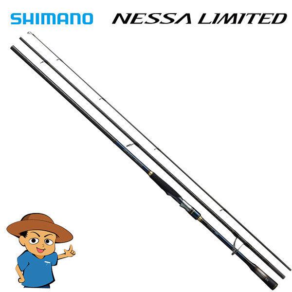 Shimano NESSA LIMITED S102M Medium 10'2