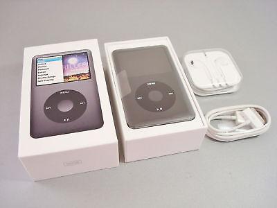 NEW Apple iPod classic 7th Generation Black 120 GB Lastest Model Warranty