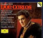 Verdi: Don Carlos (CD, Nov-1985, 4 Discs, DG Deutsche Grammophon)