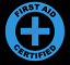 First-Aid-Certified-Emblem-Vinyl-Decal-Window-Sticker-Car thumbnail 6
