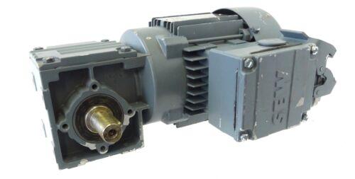 SEW W20 Elektrogetriebemotor Getriebemotor 3~ 29U//min 0,15kW M3A W20DT71K4