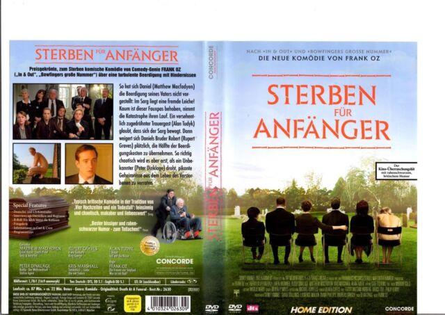 Sterben für Anfänger (2007) DVD 9311