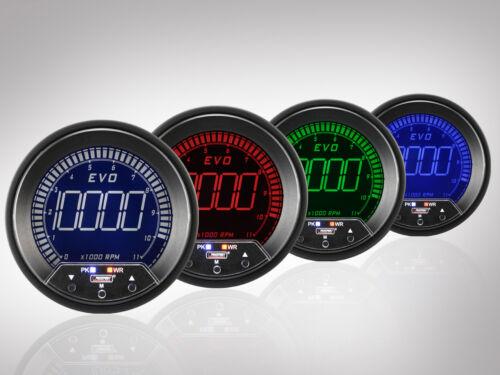Drehzahlmesser EVO Premium Serie 85mm